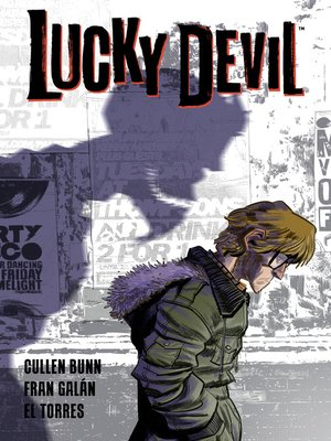 cover image of Lucky Devil