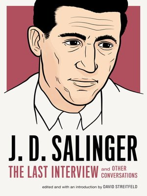 cover image of J. D. Salinger