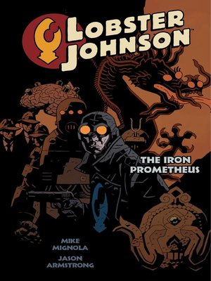 cover image of Lobster Johnson Volume 1