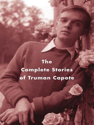cover image of The Complete Stories of Truman Capote