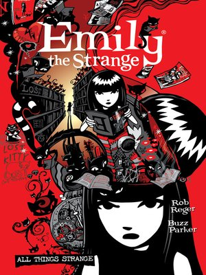 cover image of The Complete Emily the Strange