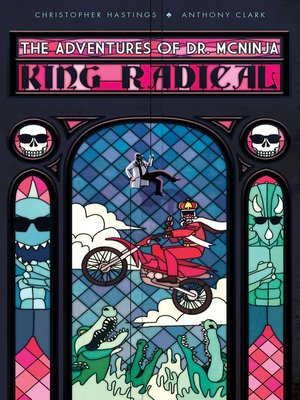 cover image of The Adventures of Dr. McNinja (2008), Volume 3