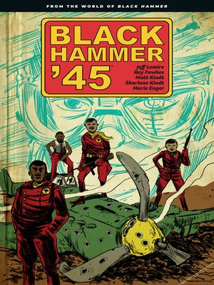 cover image of Black Hammer '45