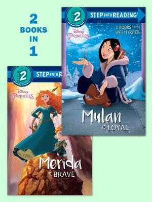 cover image of Mulan Is Loyal/Merida Is Brave