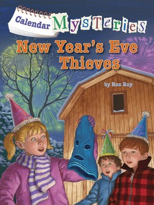 cover image of New Year's Eve Thieves