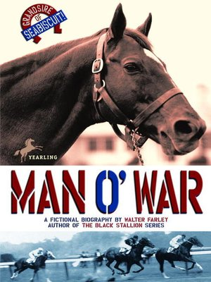 cover image of Man O'War
