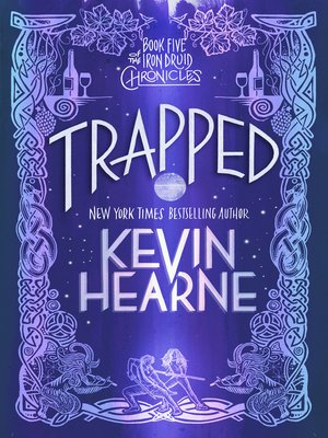 cover image of Trapped