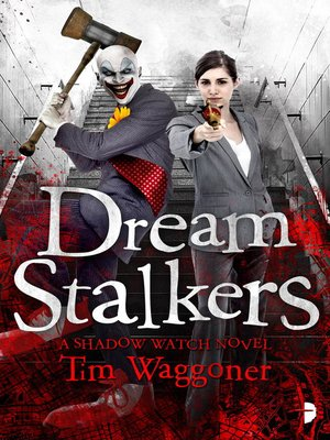 cover image of Dream Stalkers