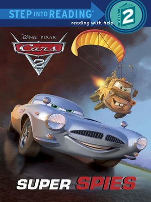 cover image of Super Spies (Disney/Pixar Cars 2)