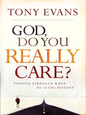 cover image of God, Do You Really Care?
