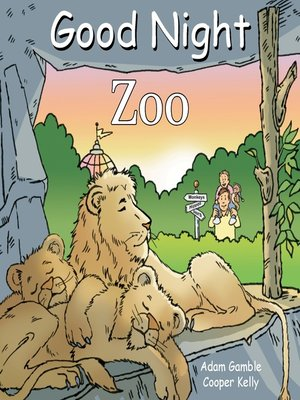 cover image of Good Night Zoo