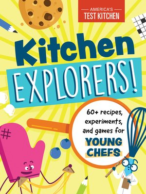 cover image of Kitchen Explorers!