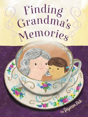 cover image of Finding Grandma's Memories