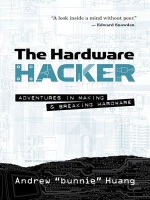 cover image of The Hardware Hacker