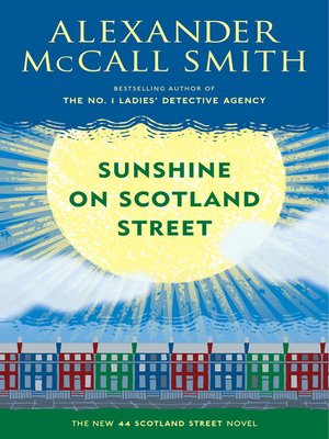 cover image of Sunshine on Scotland Street