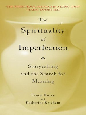 cover image of The Spirituality of Imperfection