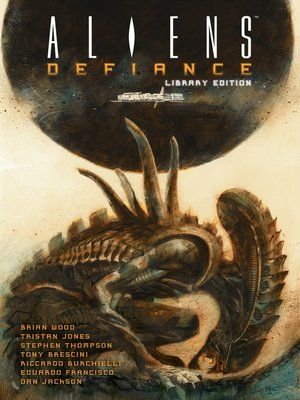 cover image of Aliens: Defiance
