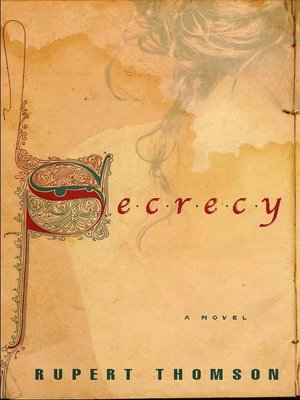 cover image of Secrecy