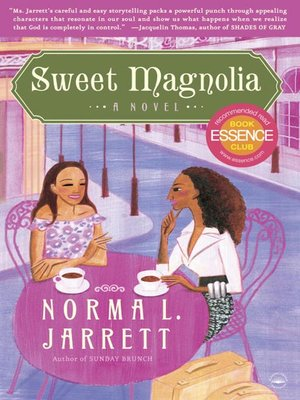 cover image of Sweet Magnolia