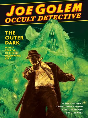 cover image of Joe Golem: Occult Detective (2015), Volume 2
