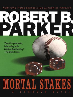 cover image of Mortal Stakes