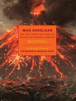 cover image of Max Havelaar