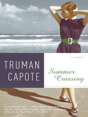 cover image of Summer Crossing