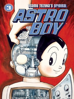 cover image of Astro Boy (2002), Volume 3