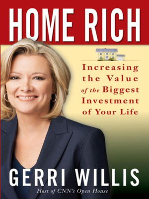 cover image of Home Rich