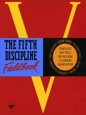 cover image of The Fifth Discipline Fieldbook
