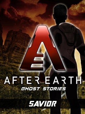 cover image of Savior-After Earth