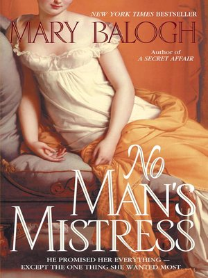 cover image of No Man's Mistress