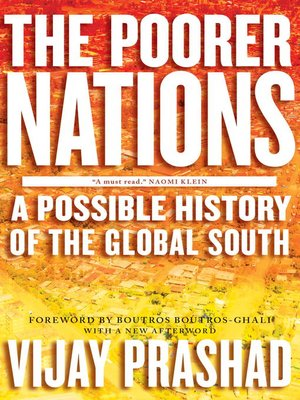 cover image of The Poorer Nations