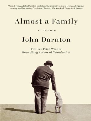 cover image of Almost a Family