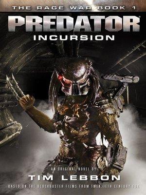 cover image of Predator - Incursion
