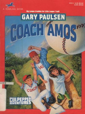 cover image of Coach Amos