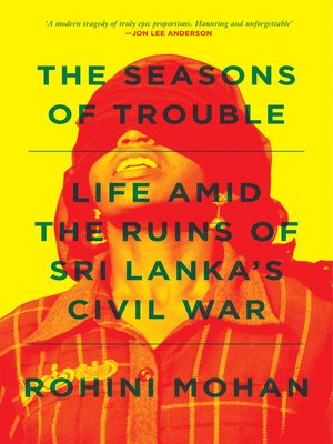 cover image of The Seasons of Trouble