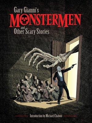 cover image of Gary Gianni's Monstermen and Other Scary Stories