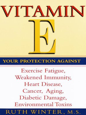 cover image of Vitamin E