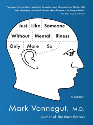 cover image of Just Like Someone Without Mental Illness Only More So