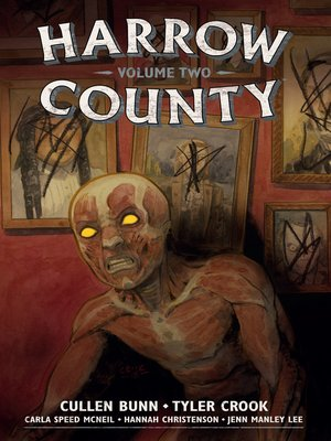 cover image of Harrow County (2015), Volume 2