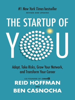 cover image of The Start-up of You