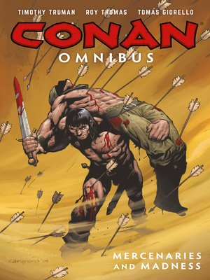 cover image of Conan Omnibus Volume 4