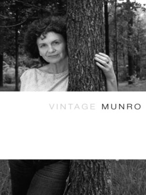 cover image of Vintage Munro