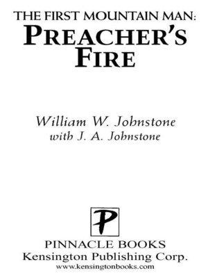 cover image of Preacher's Fire