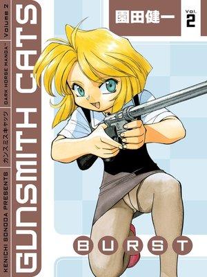 cover image of Gunsmith Cats: Burst, Volume 2