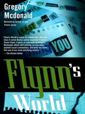 cover image of Flynn's World