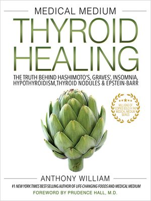 cover image of Medical Medium Thyroid Healing