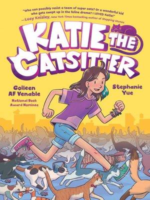 cover image of Katie the Catsitter