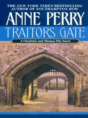 cover image of Traitors Gate